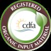 CDFA Organic